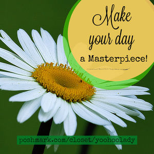 Tops - Make Your Day a Masterpiece!